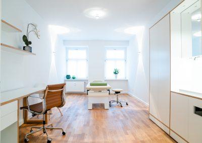 Praxis Laschitz Osteopathische Therapie München